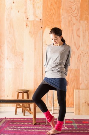 sam-leggings [TL72547] yoga JOURNAL vol.56 HANAEさん着用