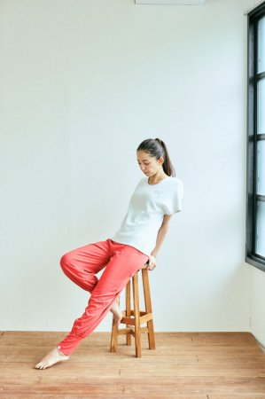 marjara-T [TL82308] yoga JOURNAL vol.61掲載商品 50%OFF!!¥7,500→割引価格