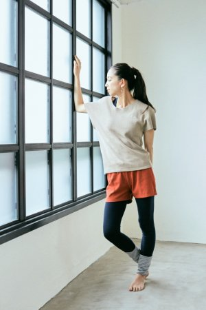alpa-bottom [TL82535] yoga JOURNAL vol.61掲載商品
