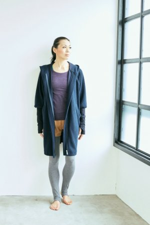marici-coat [TL82304] yoga JOURNAL vol.61掲載商品