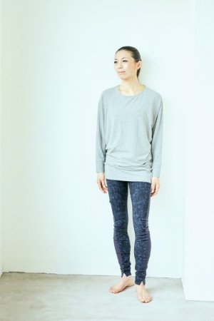 drati-leggings [TL82561] yoga JOURNAL vol.61掲載商品