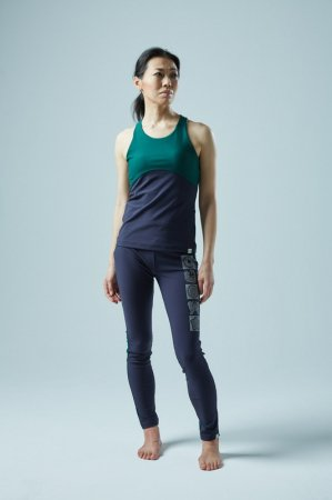 amara-tank [TL02413]  yoga JOURNAL vol.70 HANAE先生着用商品