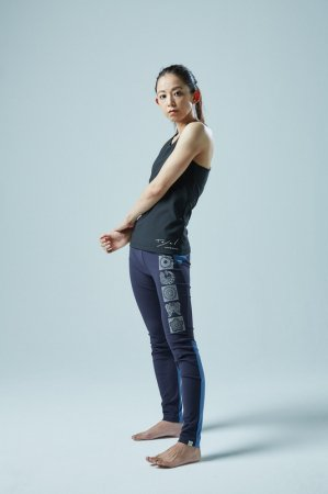amara-leggings [TL02541] yoga JOURNAL vol.70 HANAE先生着用商品