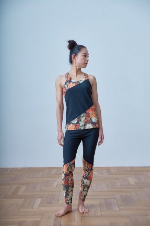 kusuma-tank [TL11155]  yoga JOURNAL vol.73 HANAE先生着用商品