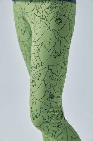 ・tejas10周年企画・ archive-leggings<カエル> [TL11631]