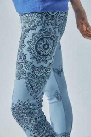 ・tejas10周年企画・ archive-leggings<メヘンディ> [TL11633]