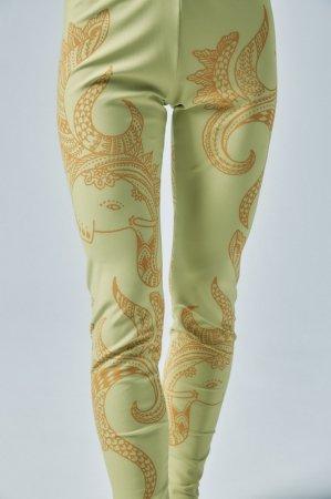 ・tejas10周年企画・ archive-leggings<ガネーシャ> [TL11634]