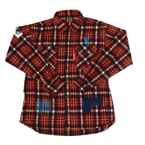 <img class='new_mark_img1' src='//img.shop-pro.jp/img/new/icons1.gif' style='border:none;display:inline;margin:0px;padding:0px;width:auto;' />LV CHECK SHIRTS