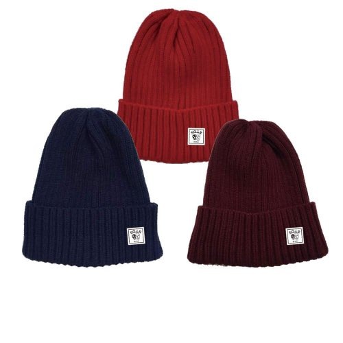 <img class='new_mark_img1' src='//img.shop-pro.jp/img/new/icons1.gif' style='border:none;display:inline;margin:0px;padding:0px;width:auto;' />RIB KNIT CAP