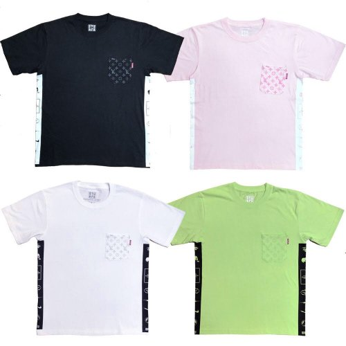 <img class='new_mark_img1' src='//img.shop-pro.jp/img/new/icons20.gif' style='border:none;display:inline;margin:0px;padding:0px;width:auto;' />LOGO POCKET T-Shirts