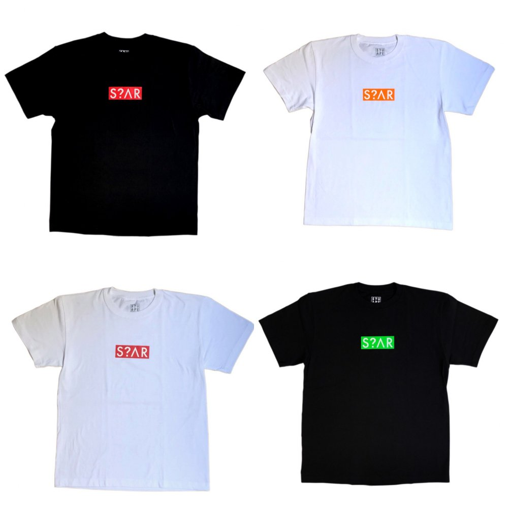 <img class='new_mark_img1' src='//img.shop-pro.jp/img/new/icons1.gif' style='border:none;display:inline;margin:0px;padding:0px;width:auto;' />S.Q.A.R. BOX LOGO T-Shirts