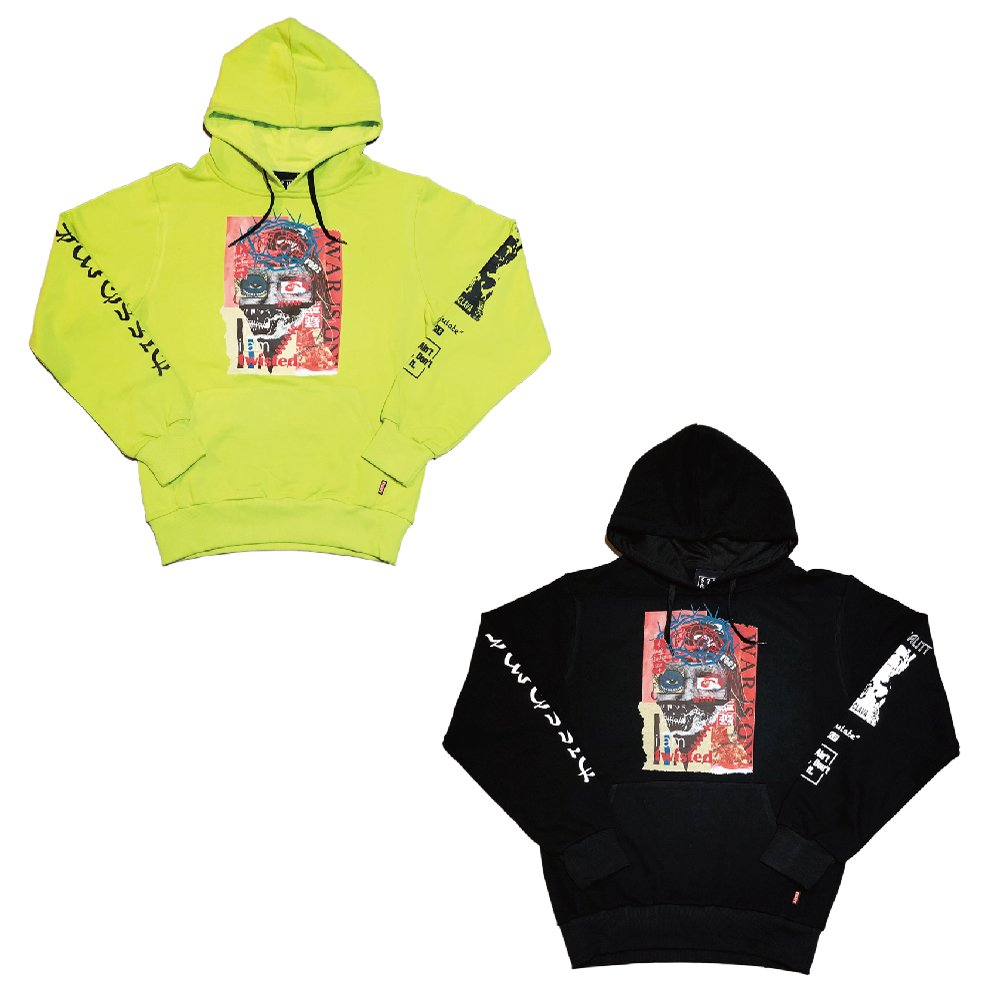 <img class='new_mark_img1' src='//img.shop-pro.jp/img/new/icons1.gif' style='border:none;display:inline;margin:0px;padding:0px;width:auto;' />POISON PULLOVER HOODY