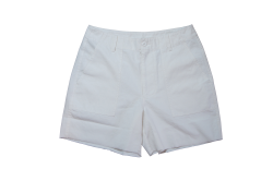 Baker shorts ホワイト