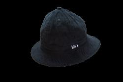 Corduroy tennis hat ブラック