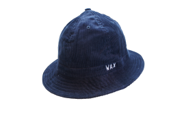 Corduroy tennis hat ネイビー