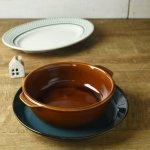 ディバーシティー 18cmグラタン皿 アメ