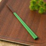 にっぽん伝統色箸 常磐緑(ときわみどり)