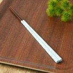 にっぽん伝統色箸 藍白(あいじろ)