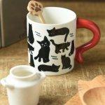 CATWALK 猫ネコねこマグカップ