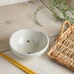 12.5cmつちづくり木の葉茶碗