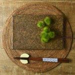 彗喜 21cm焼物皿