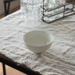 小田陶器 MINORe(みのり) 飯碗 クリーム