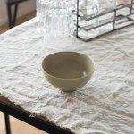 小田陶器 MINORe(みのり) 飯碗 オリーブ