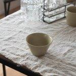 小田陶器 MINORe(みのり) ボールS オリーブ