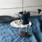 コーヒーミルジャー(ハンドミル)