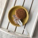オービット メローアンバー 15cmパン皿