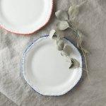 エストロブルー 19cmケーキ皿