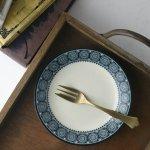 15cmロイヤルパターン 小皿