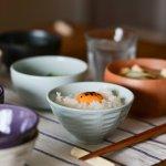 asumi(彩澄) なじみ茶碗 水釉