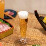 スッキリトールなビールグラス (高さ:20.8?)