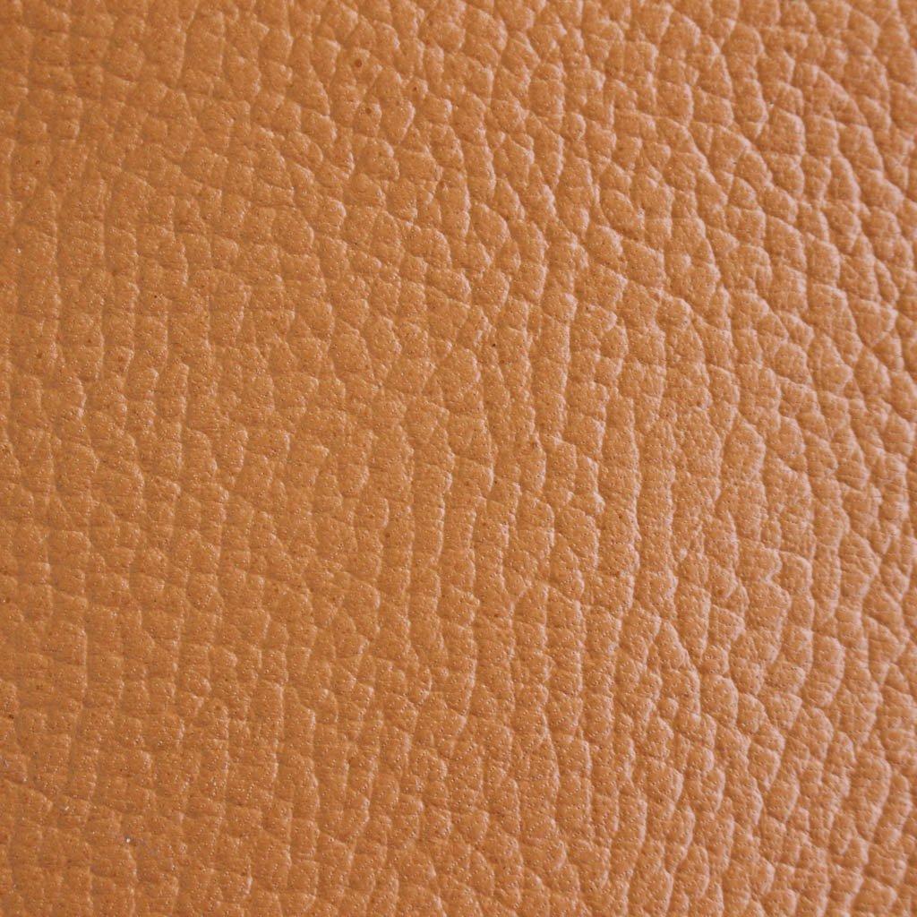 二つ折りZIP財布 SA2100IC #BROWN/ORANGE/COLOUR INSIDE [8Z-L021-051]