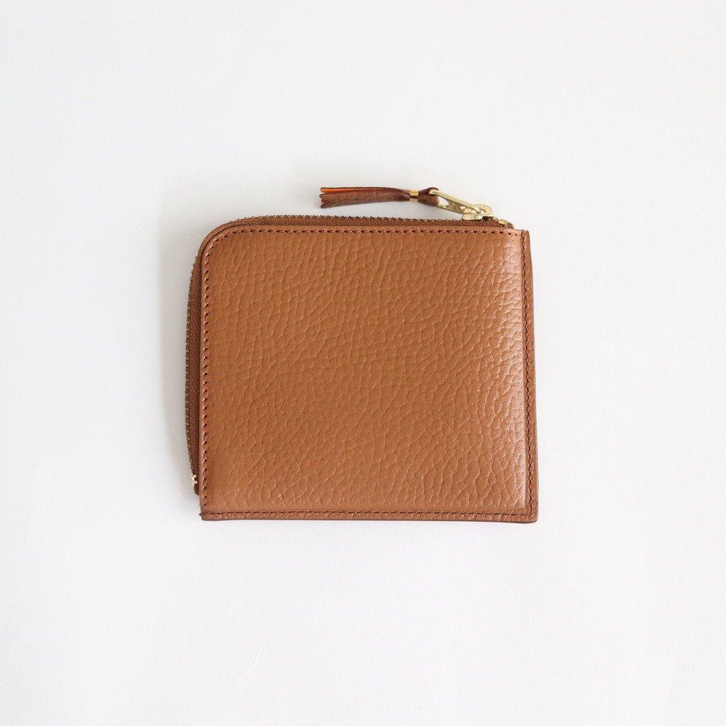 L字型ZIP財布 SA3100IC #BROWN/ORANGE/COLOUR INSIDE [8Z-L031-051]