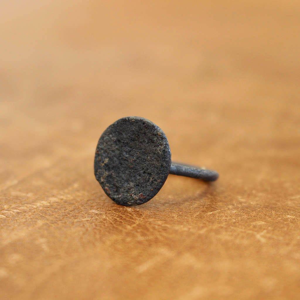 CORROSION RING #BLACK [JC-081]