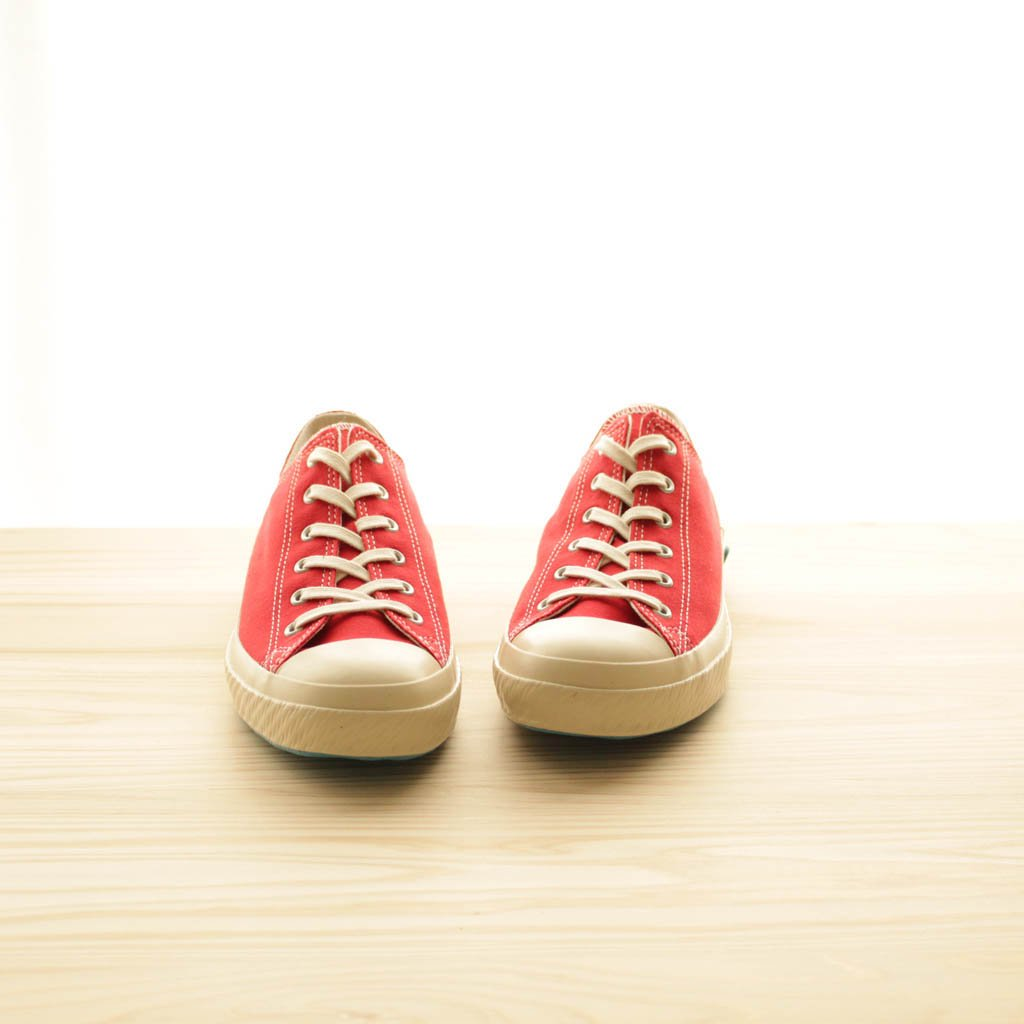 SHOES LIKE POTTERY | シューズライクポタリー GW SHOES LIKE POTTERY #RED/NATURAL DYE [S.L.P.01 GW]
