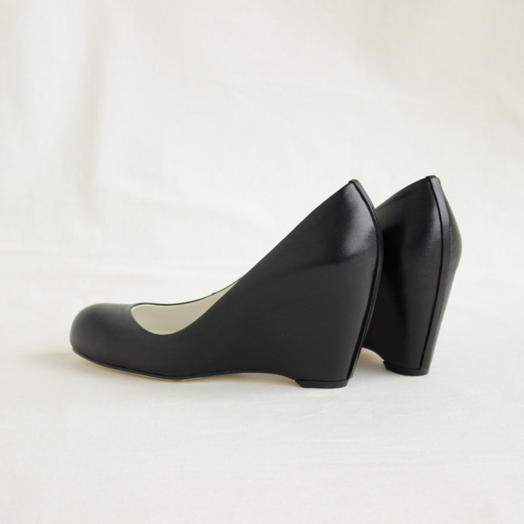 BEAUTIFUL SHOES | ビューティフルシューズ HIGH ROUND MONOCROME #black