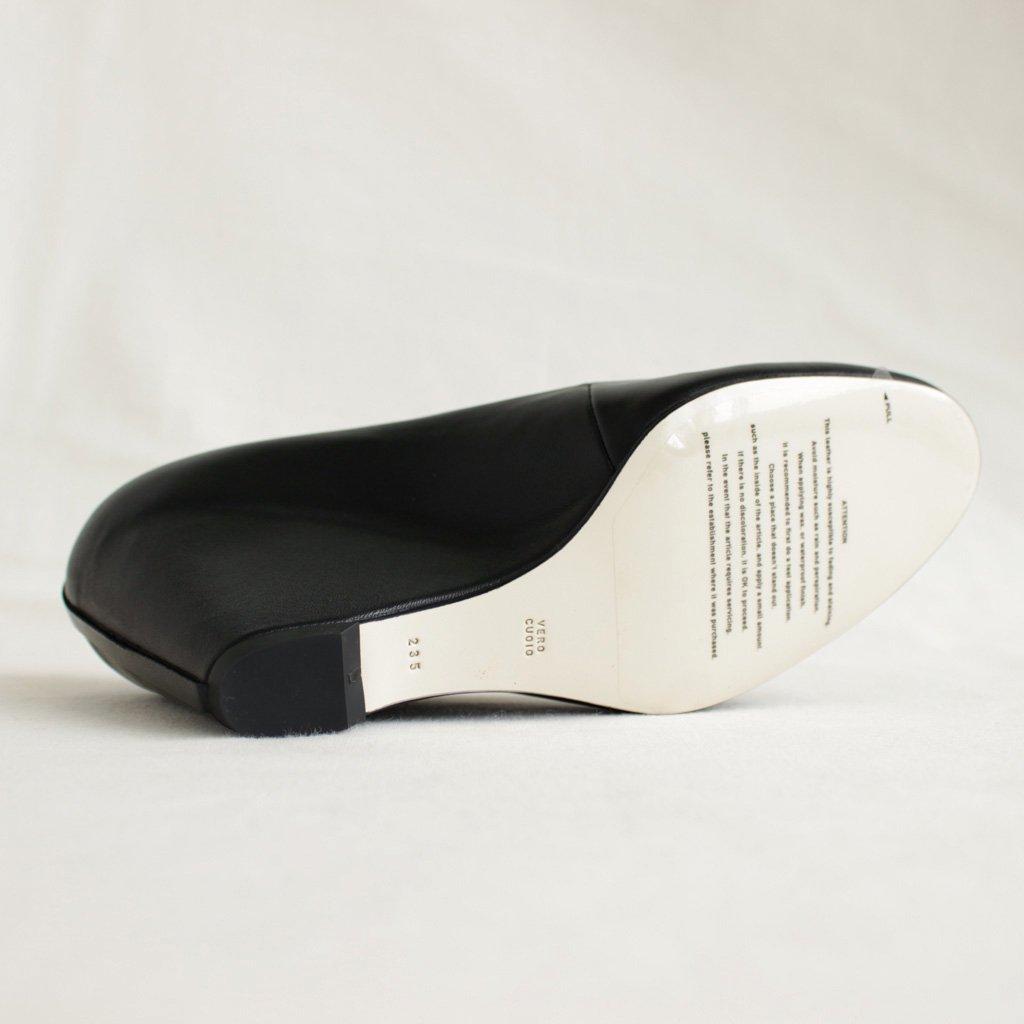 BEAUTIFUL SHOES | ビューティフルシューズ HIGH ROUND MONOCROME #black