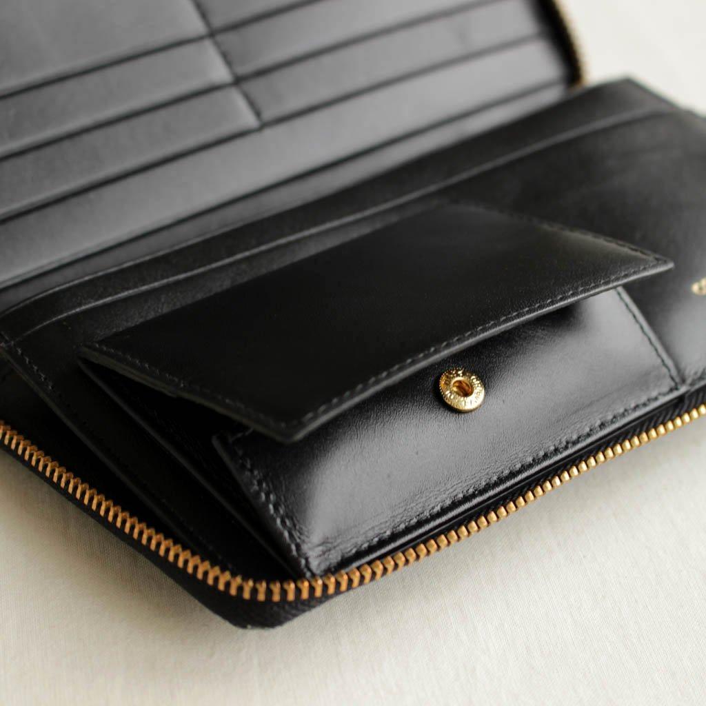 Wallet COMME des GARCONS | ウォレット コム デ ギャルソン 二つ折りZIP長財布 SA0110TP #GREEN/TARTAN PATCHWORK [8Z-N011-051-1]