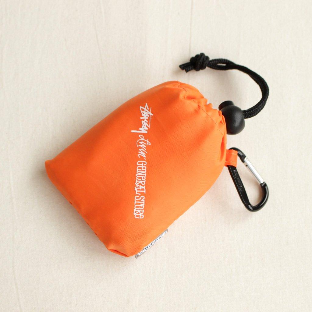 STUSSY Livin'   ステューシーリビン' Chico Bag #orange peel