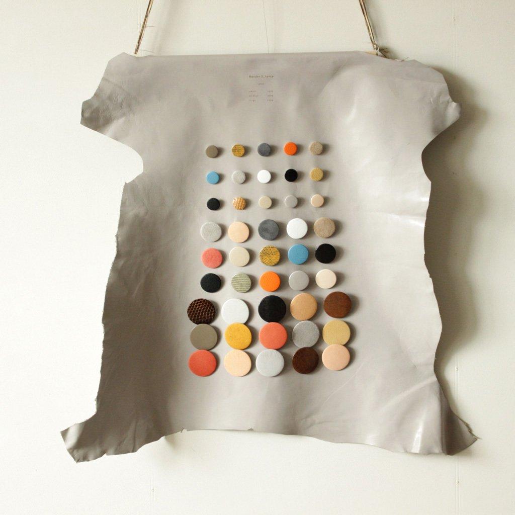 Hender Scheme | エンダースキーマ pins [M] #assort leather