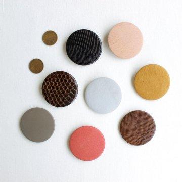 pins [L] #assort leather