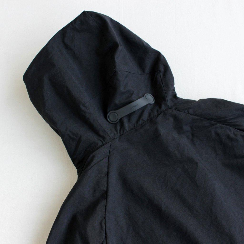 TEATORA | テアトラ Souvenir Hunter S/L [packable3.0] #black