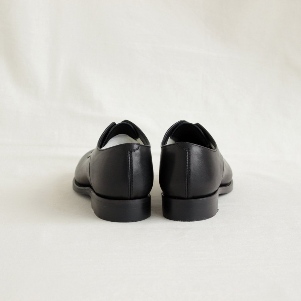 SERVICEMAN SHOES #BLACK [BSS1712007]