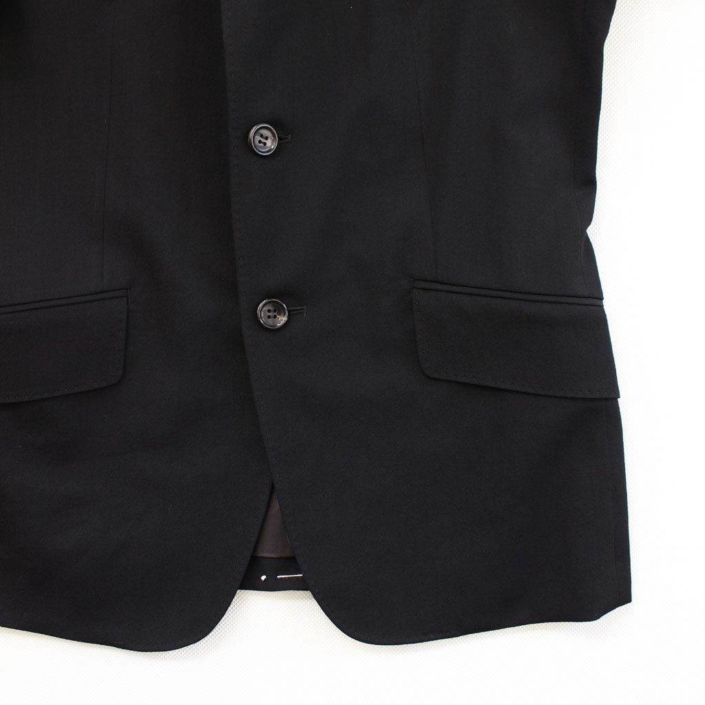 Wool Gaba 3B JKT #black [HT-J013-051]
