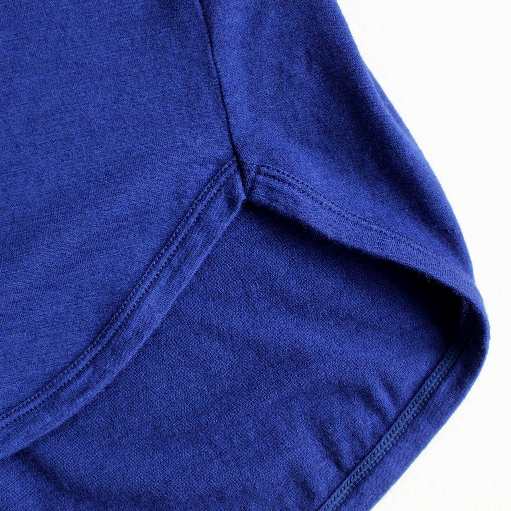 NMLCD|ウォッシャブルウール天竺オーバーカーディガン #DARK BLUE [A7-N081TD]