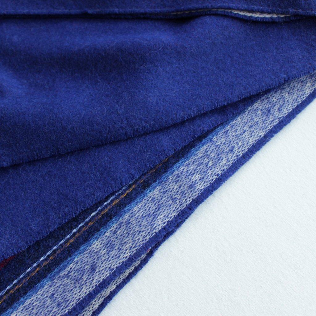 リバーシブルストライプストール #NAVY BLUE×MULTI STRIPE [700063625]
