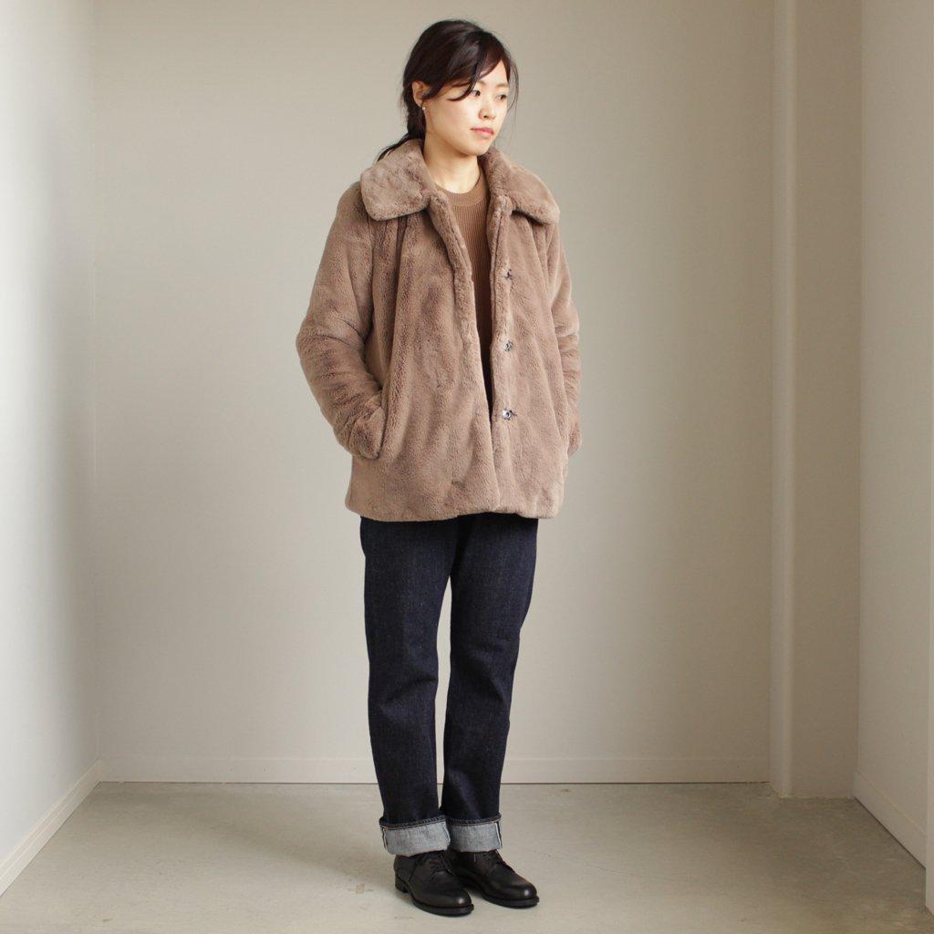 セレクト - ふく SOUNDER COAT #BEIGE [700063701]